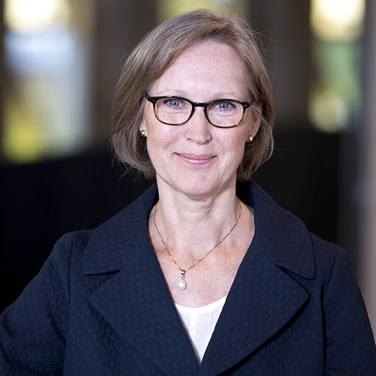 Marianne Svärd, Ph.D