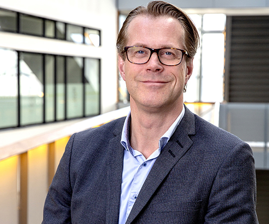 Gustaf Albèrt, MSC