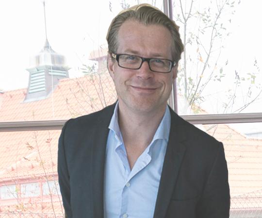 Gustaf Albèrt MSC
